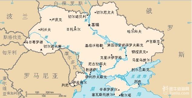 俄罗斯河流地图_图片下载