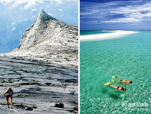 【马来西亚旅游攻略收集】马来西亚必游景点之沙巴