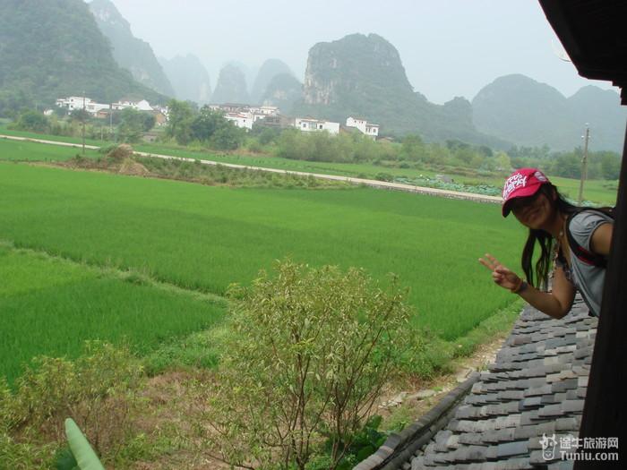 桂山风景区导航