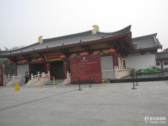 陕西行——大雁塔广场