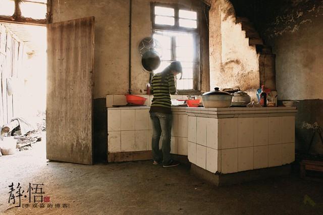 农村柴火厨房装修效果图
