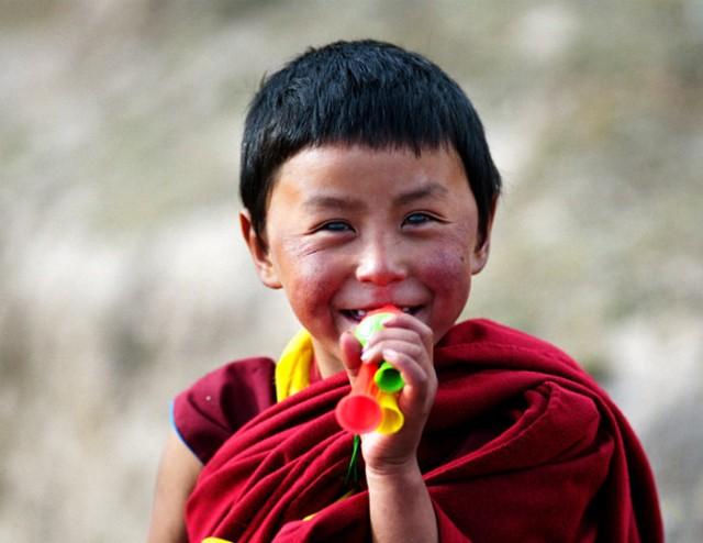【青海.塔尔寺】喇嘛们的时尚生活--西部风情之五