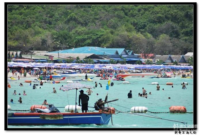 上午【珊瑚岛+白沙湾】海上平台空中拖曳伞