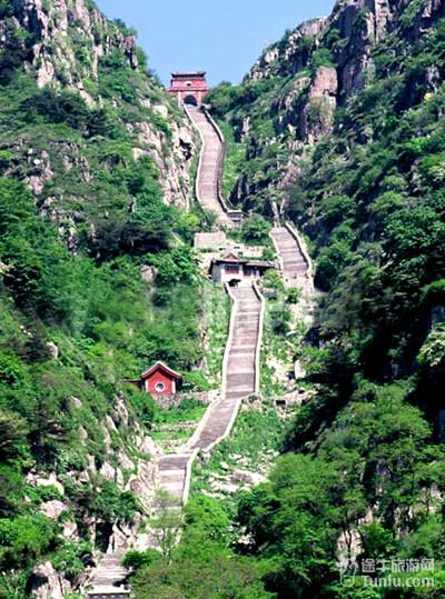 莱芜莲花山景区,王石门景区,华山国家森林公园,雪野三峡景区,龙山