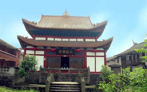 东林寺旅游攻略 10月东林寺旅游线路报价 东林寺旅游景点