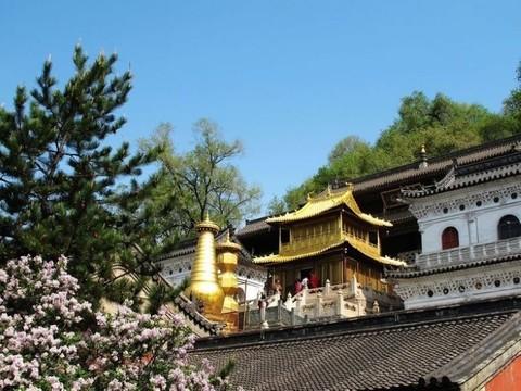 显通寺旅游攻略 10月显通寺旅游线路报价 显通寺旅游景点
