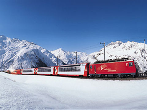 [国庆]<瑞士10日游>3大快车,2座雪山,温泉木屋酒店